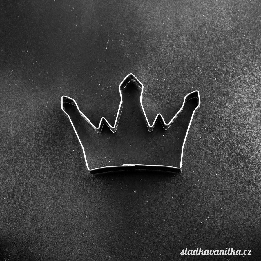 Vykrajovátko královská koruna