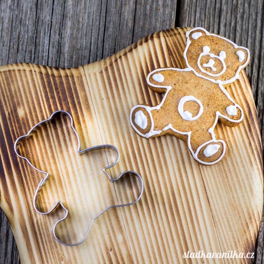 Vykrajovátko medvídek
