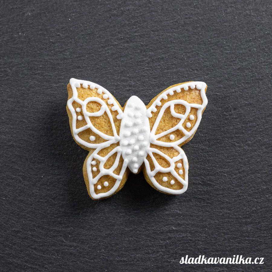 Vykrajovátko motýl