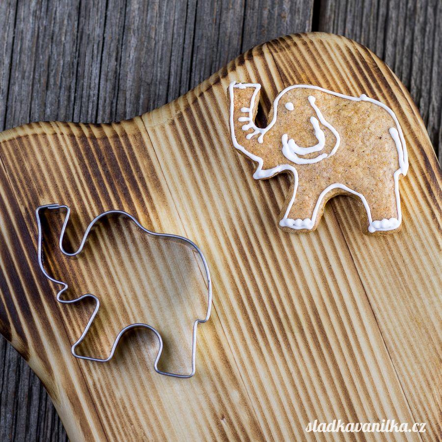 Vykrajovátko slon