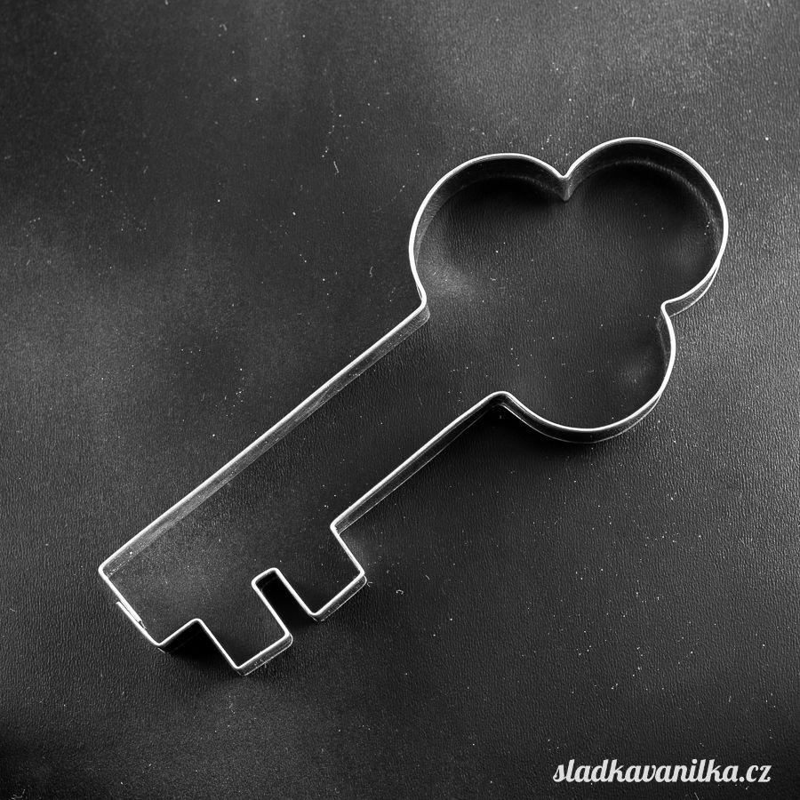 Vykrajovátko velký klíč