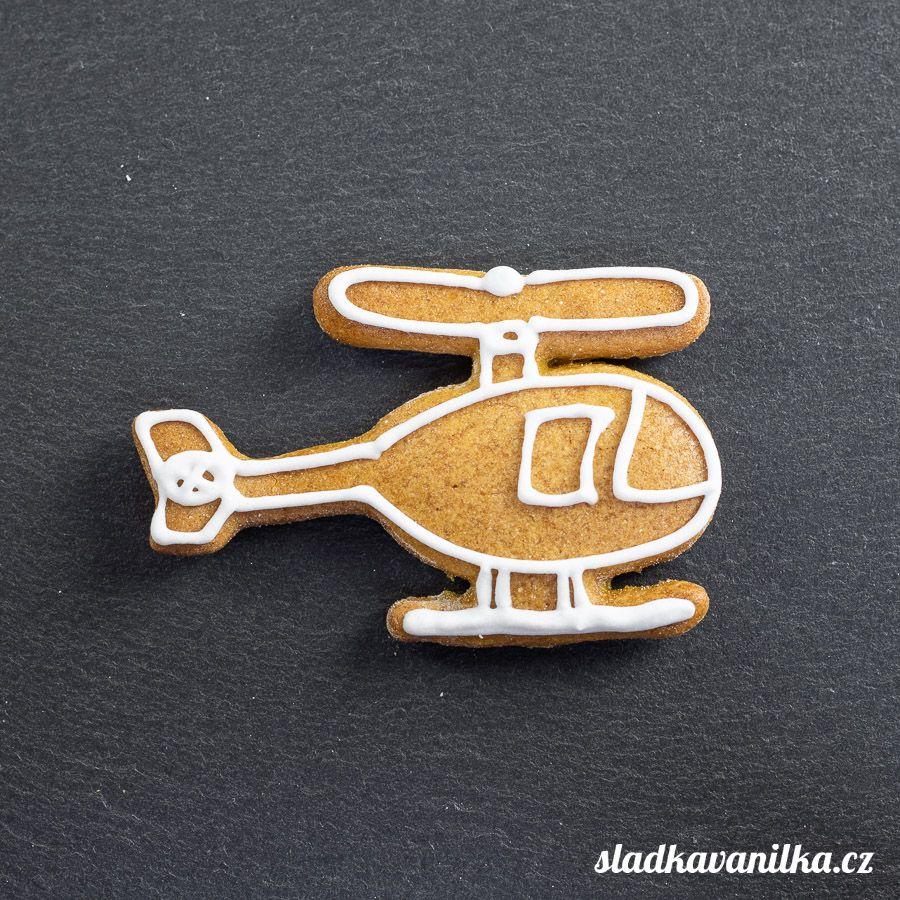 Vykrajovátko vrtulník