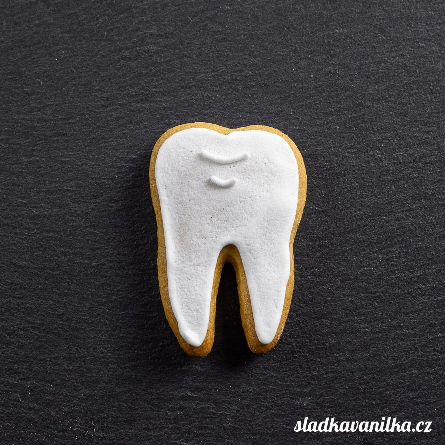 Vykrajovátko zub