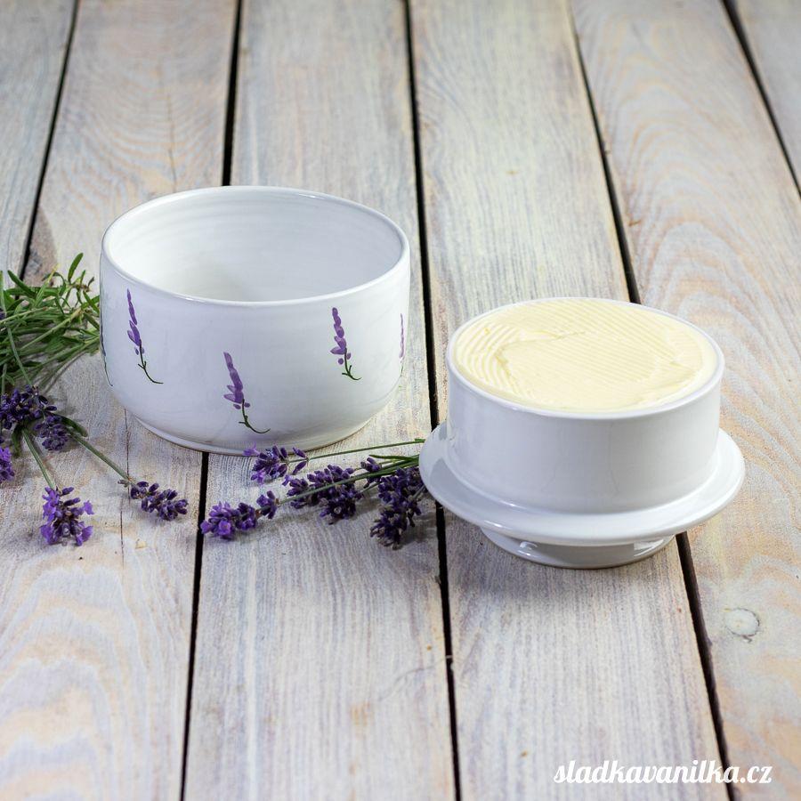 Máslenka s vodním filtrem - levandule