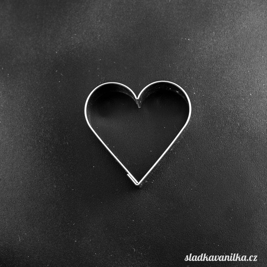 Vykrajovátko srdce