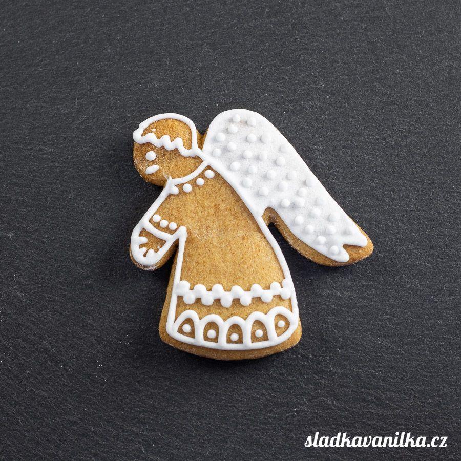 Vykrajovátko anděl na hrnek