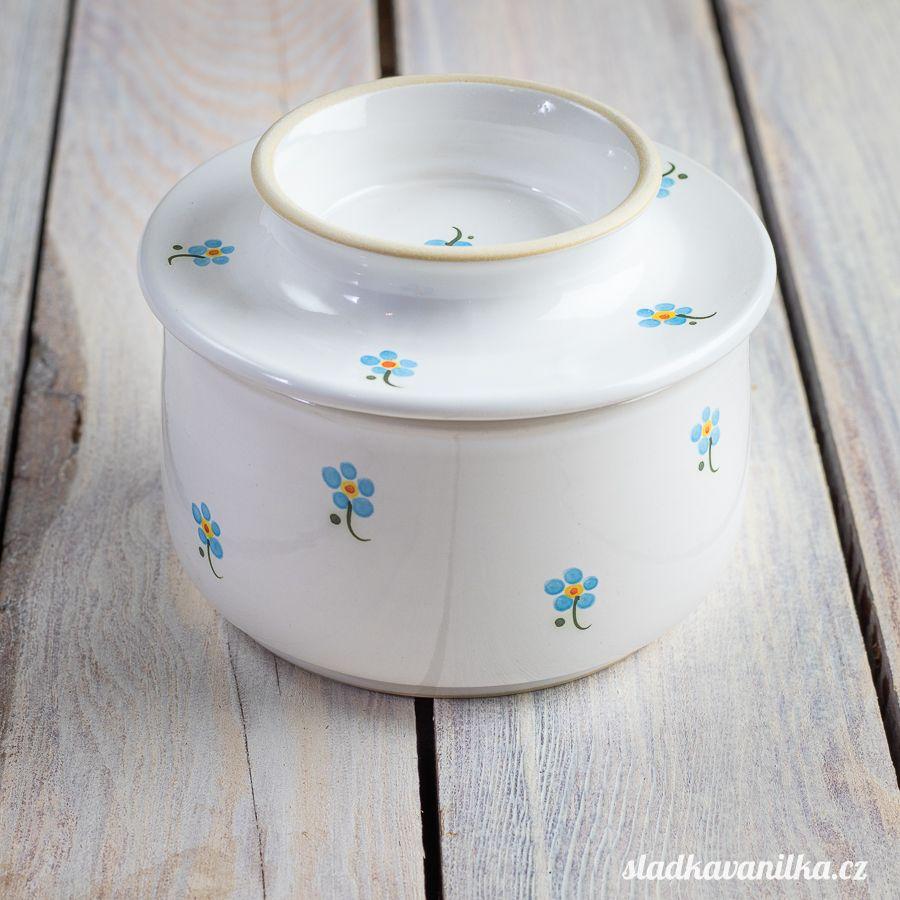 Máslenka s vodním filtrem - pomněnka