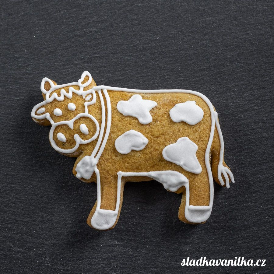 Vykrajovátko kráva