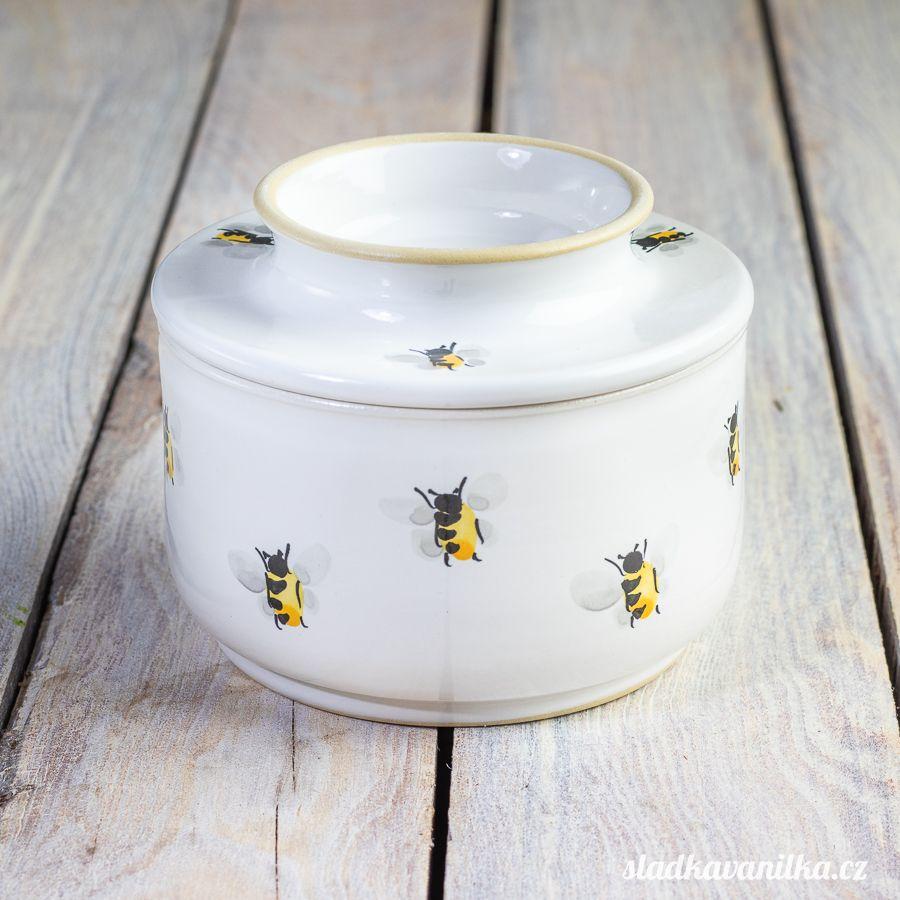 Máslenka s vodním filtrem - včelka