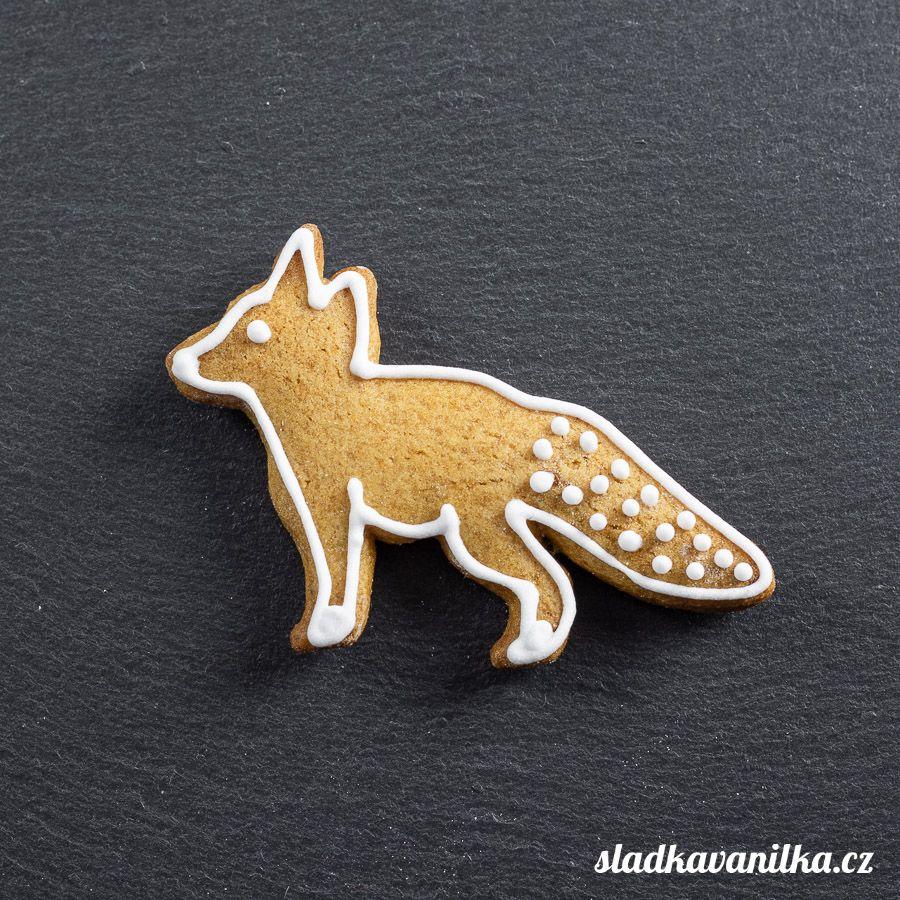 Vykrajovátko liška
