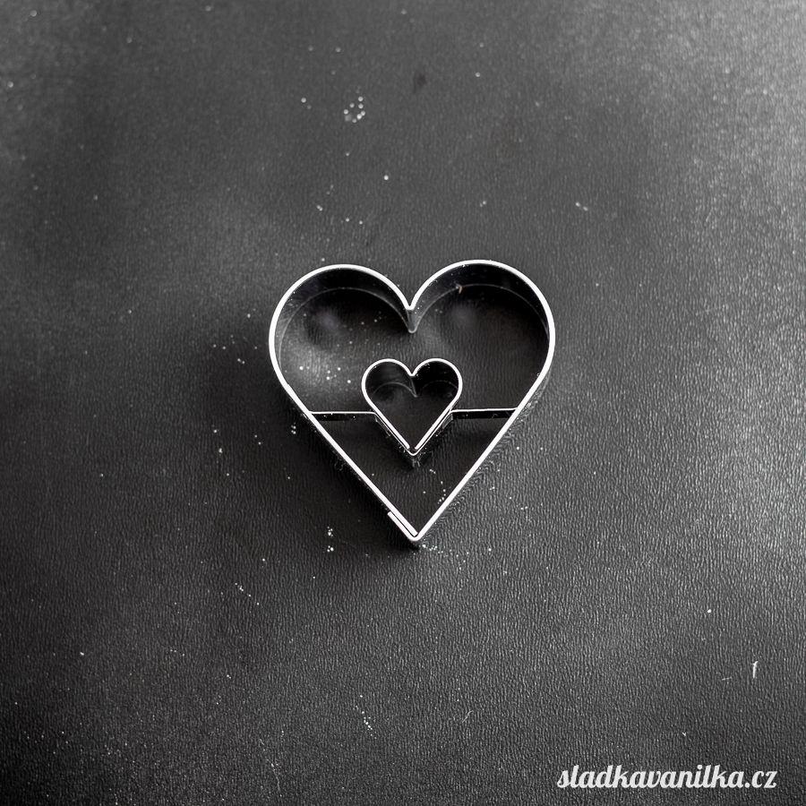 Vykrajovátko srdce v srdci