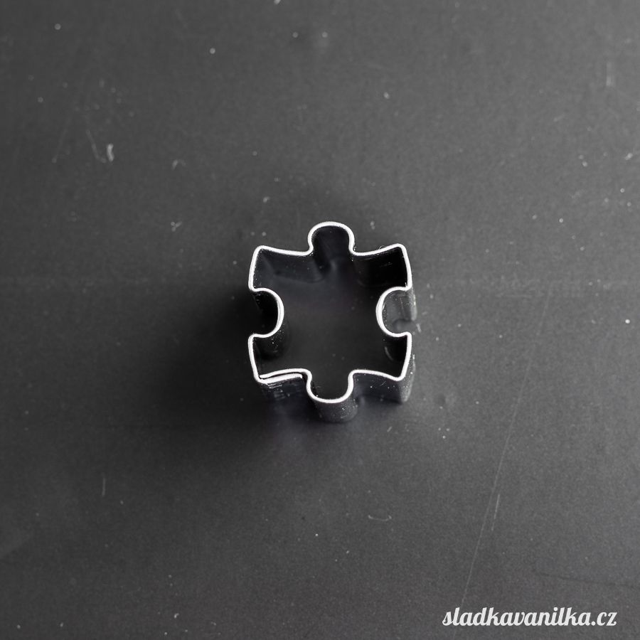 Vykrajovátko mini puzzle