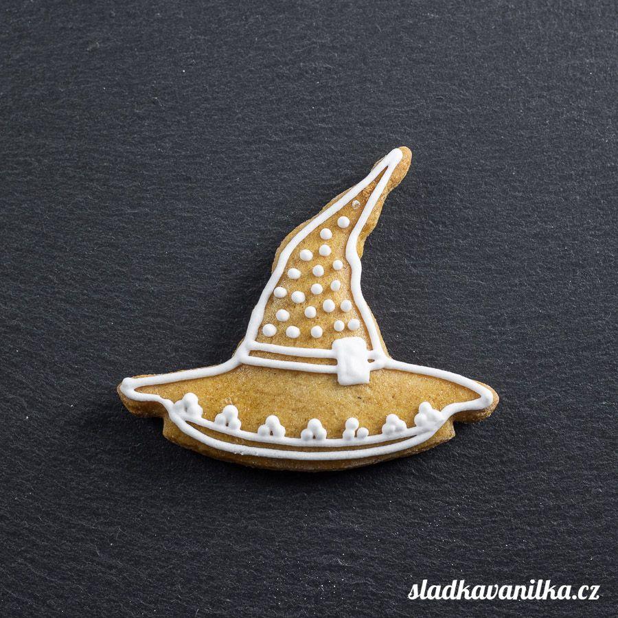 Vykrajovátko čarodejnický klobouk