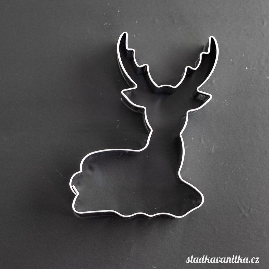 Vykrajovátko jelen