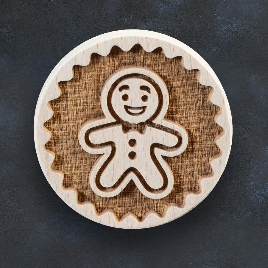 Razítko na sušenky - Perníček