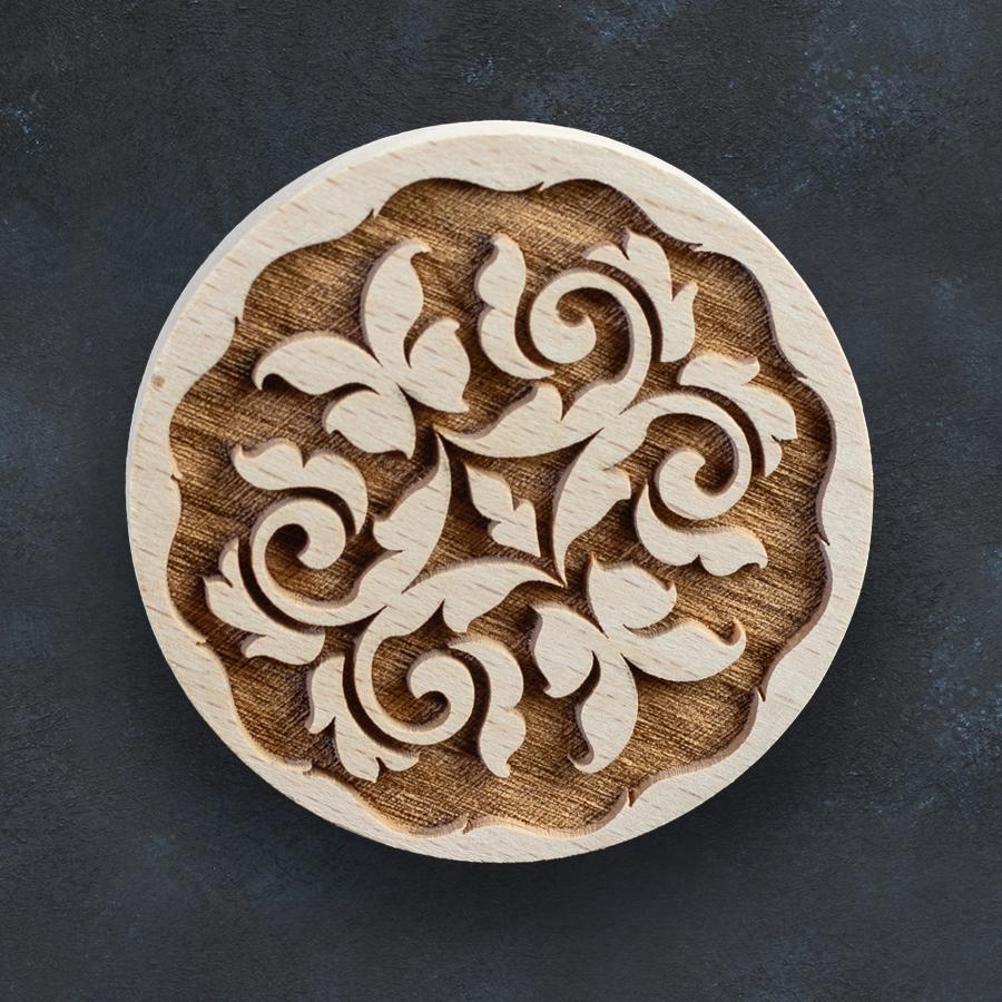 Razítko na sušenky - Maroko
