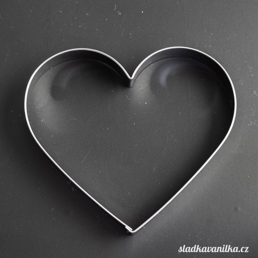 Vykrajovátko velké srdce