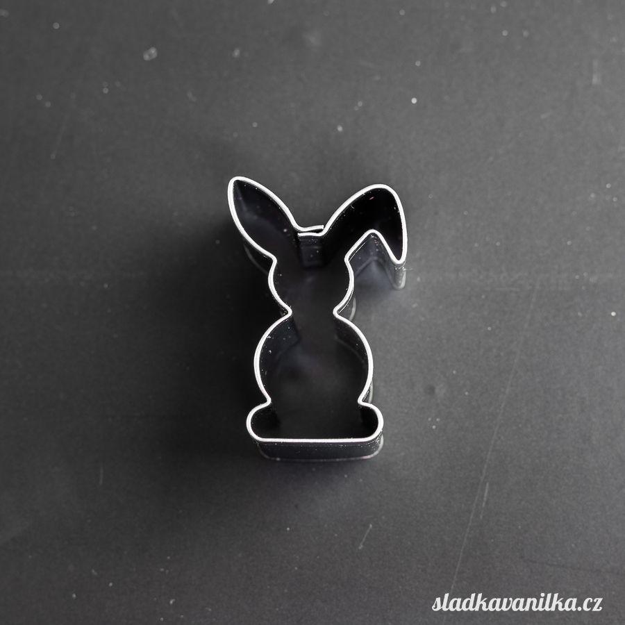 Vykrajovátko mini velikonoční zajíc