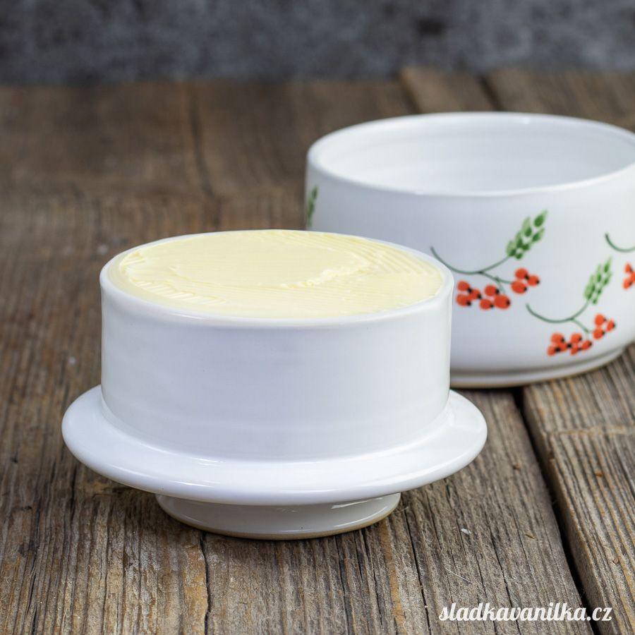 Máslenka s vodním filtrem - jeřabiny