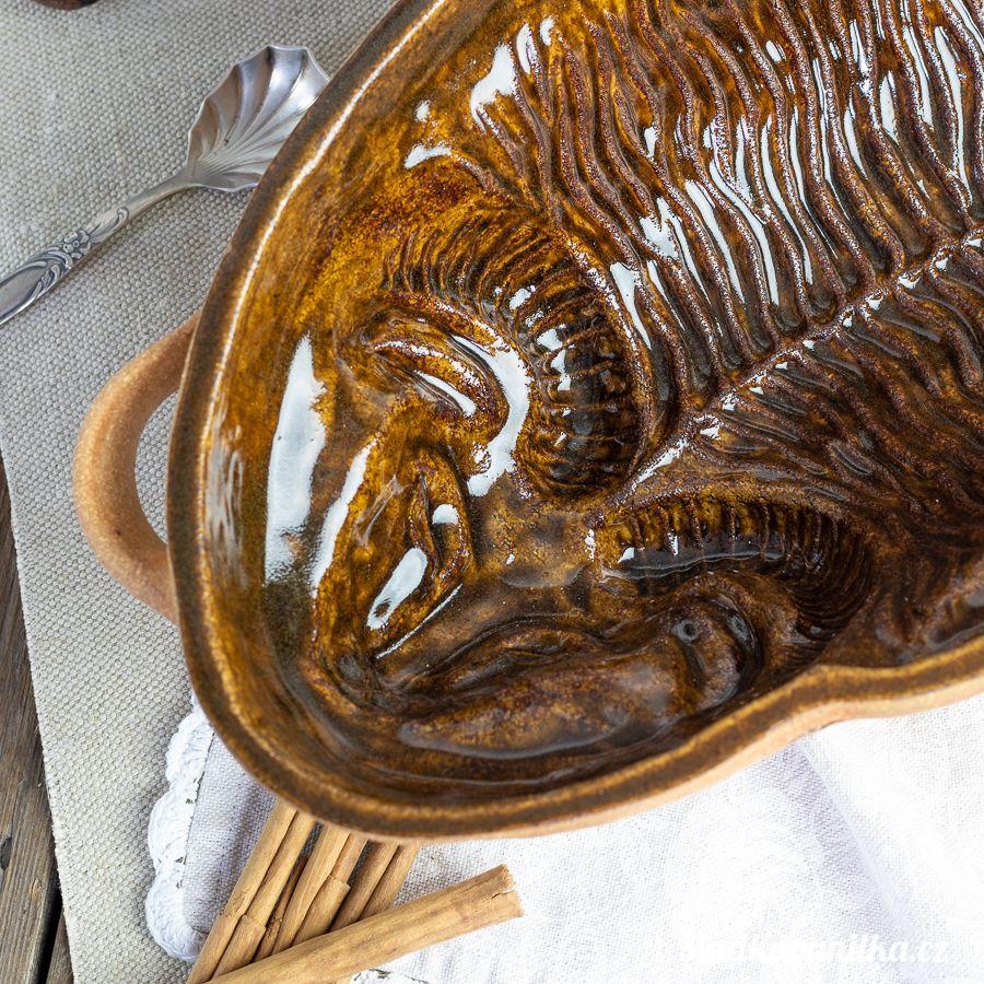 Velký beránek - keramická forma na pečení