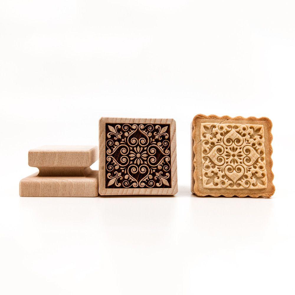 Razítko na sušenky - Alhambra čtverec