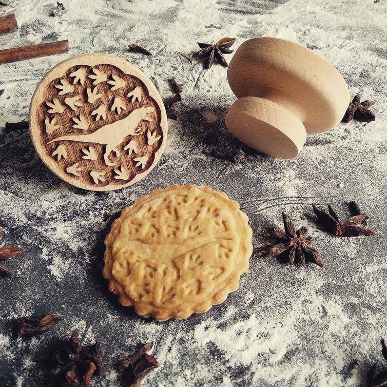 Razítko na sušenky - Tyrannosaurus