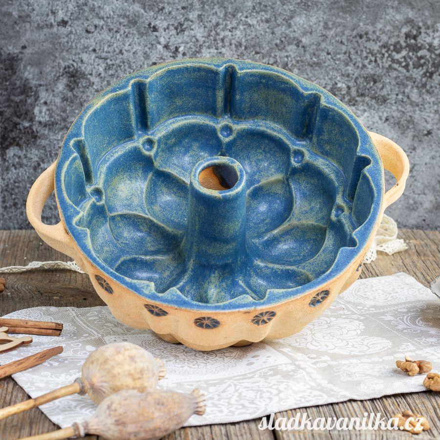 Bábovka rozeta - keramická forma na pečení