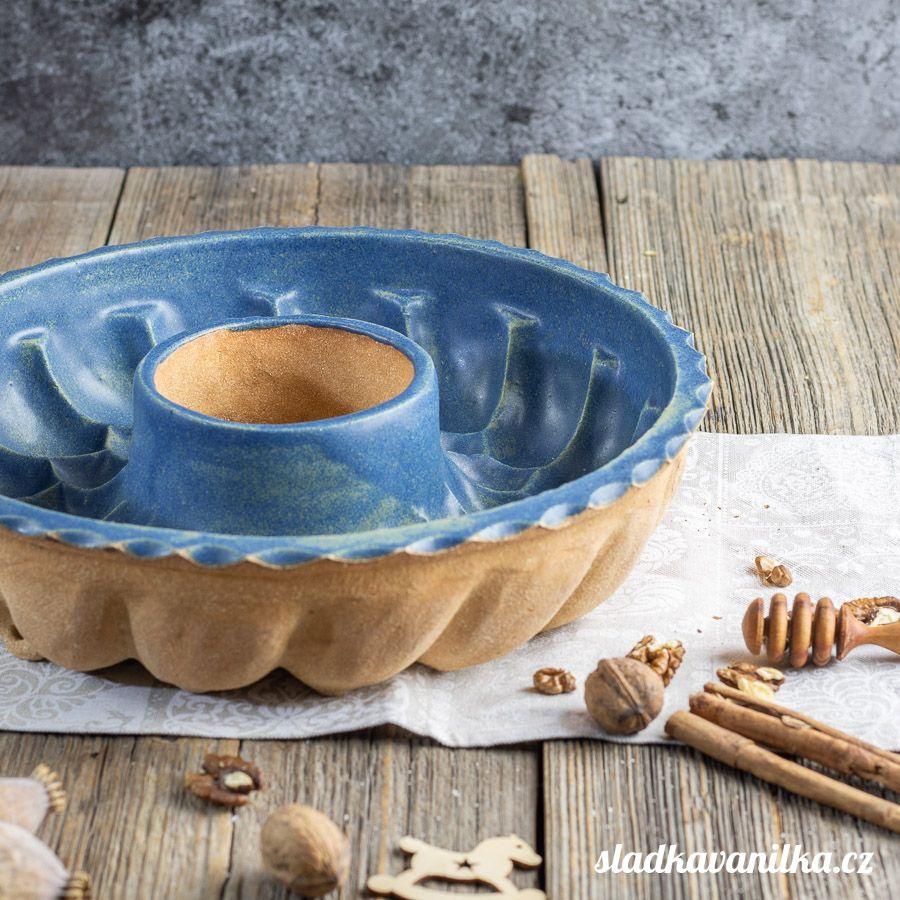 Věnec - keramická forma na pečení