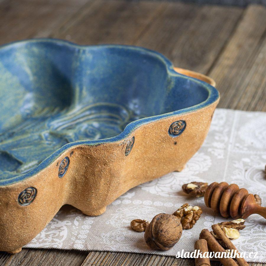 Anděl - keramická forma na pečení