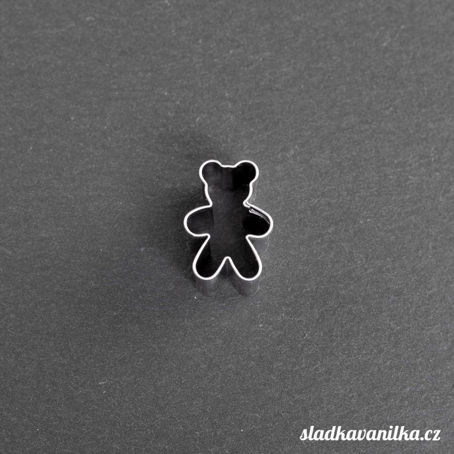 Vykrajovátko mini medvídek