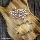 Vykrajovátko želva