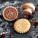 Razítko na sušenky - kompas