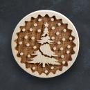 Razítko na sušenky - vánoční strom