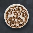Razítko na sušenky - dva jeleni