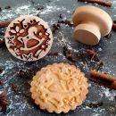 Razítko na sušenky - houpací koník