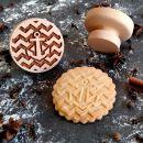 Razítko na sušenky - kotva