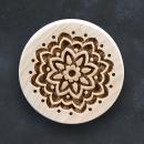 Razítko na sušenky - kaleidoskop