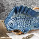 Kapr - keramická forma na pečení