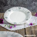 Porcelánový babiččin talíř - věneček